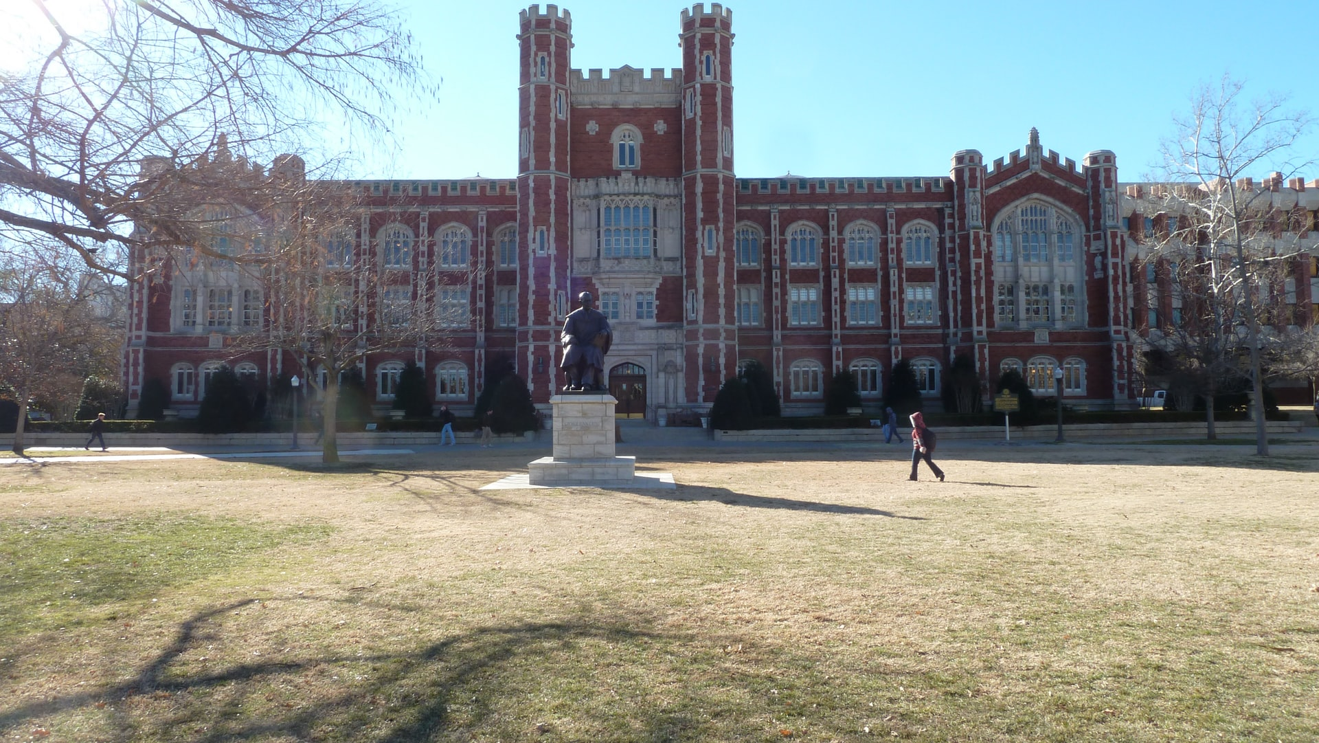 picture of Oklahoma university in Norman,  Oklahoma