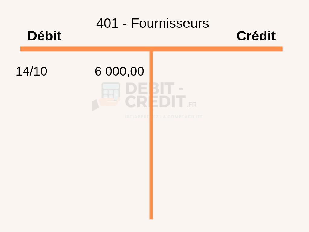 debit-credit.fr :  écritures comptables passif compte en T