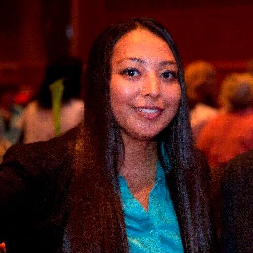 Columbia Alumna and Tribal Policy Advocate Mari Hulbutta - Photo: Twitter