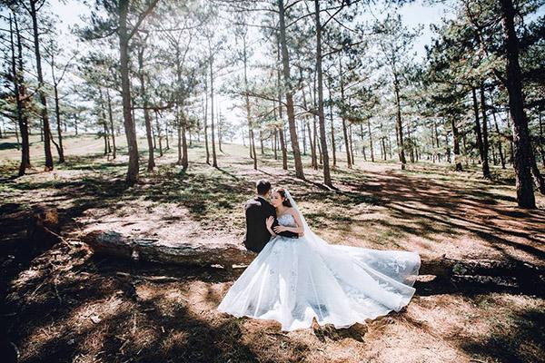 chụp ảnh cưới đà lạt ở palatino studio