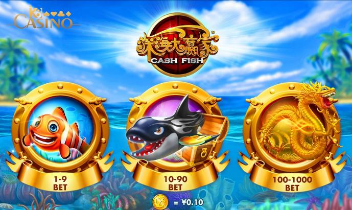 Nhà cái chơi game bắn cá đổi thưởng uy tín K8
