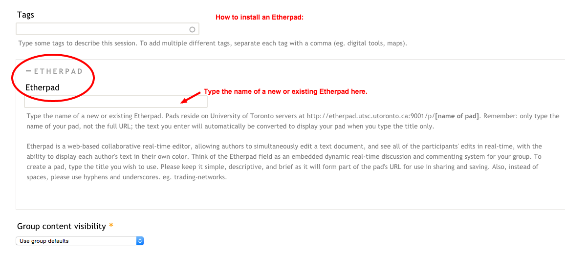 Etherpad install.png