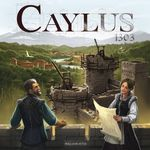 Cover of board game caylus one my most anticipated games of 2020