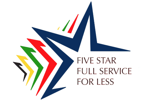 Five Star Full Service Real Estate Services for Less