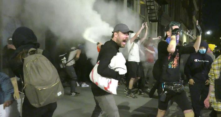 США обвиняют Россию в причастности к протестам в Миннеаполисе