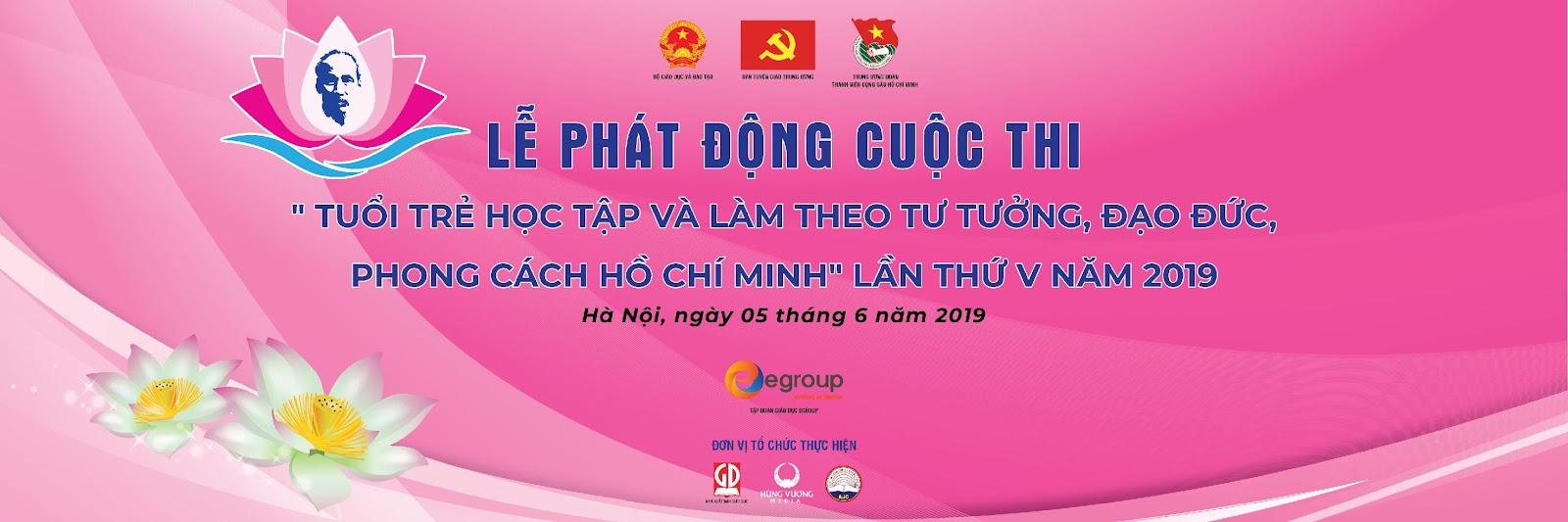 """Phân hiệu ĐHTN tại tỉnh Lào Cai hưởng ứng Cuộc thi """"Tuổi trẻ học tập và làm theo tư tưởng, đạo đức, phong cách Hồ Chí Minh"""" năm 2019"""