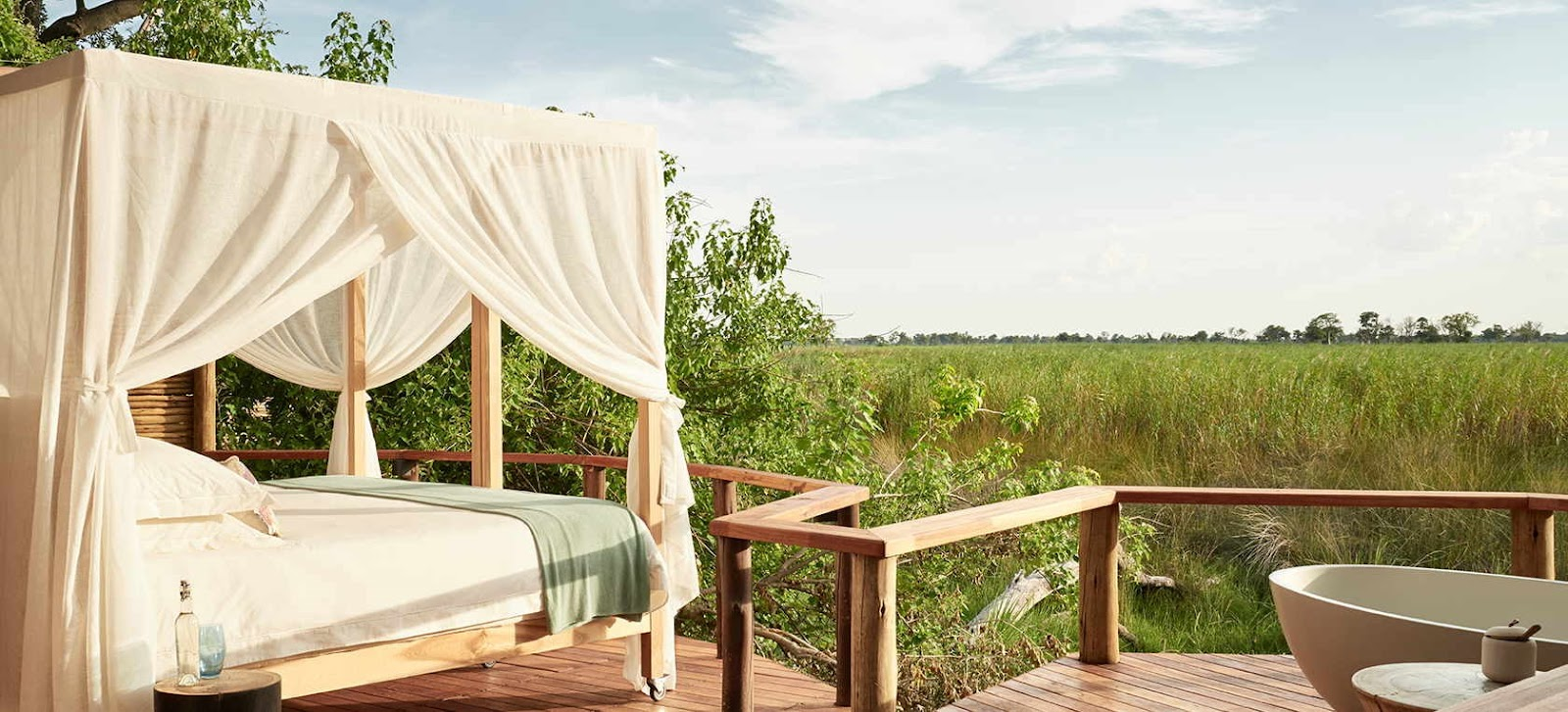 Sanctuary Baines' Camp | Okavango Delta | Botswana | Sanctuary Retreats