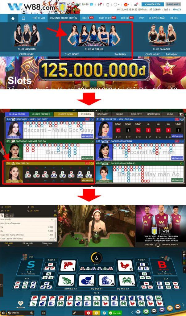 Hướng dẫn cách chơi trò chơi Tiến lên Miền Nam, Poker, Ngầu Hầm, Bầu Cua Ăn Tiền Trên Điện Thoại !1!