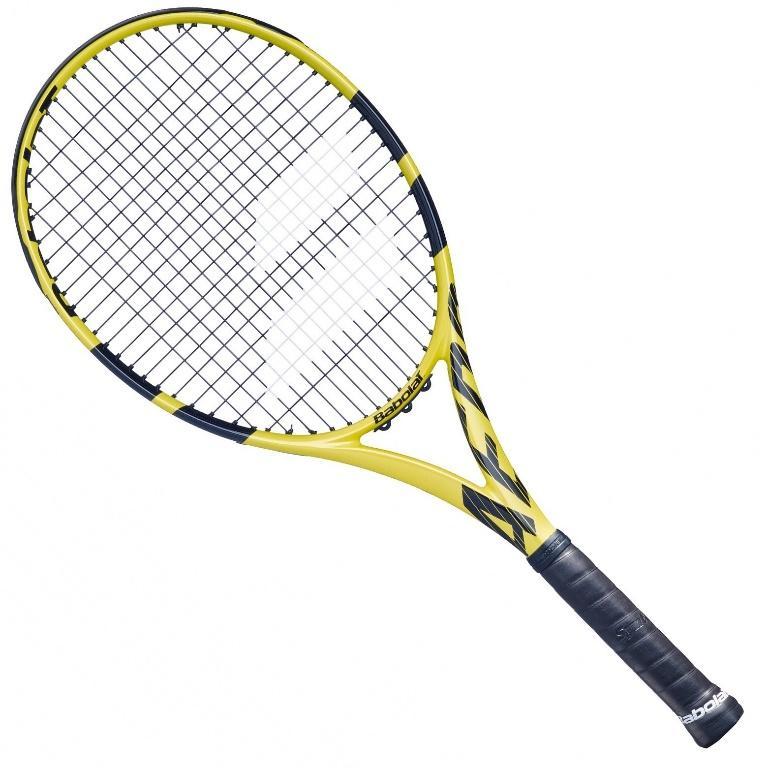 Ракетка Babolat PURE AERO TEAM 100 (285g / 16x19) 2019 для тенниса |  Tennis.com.ua
