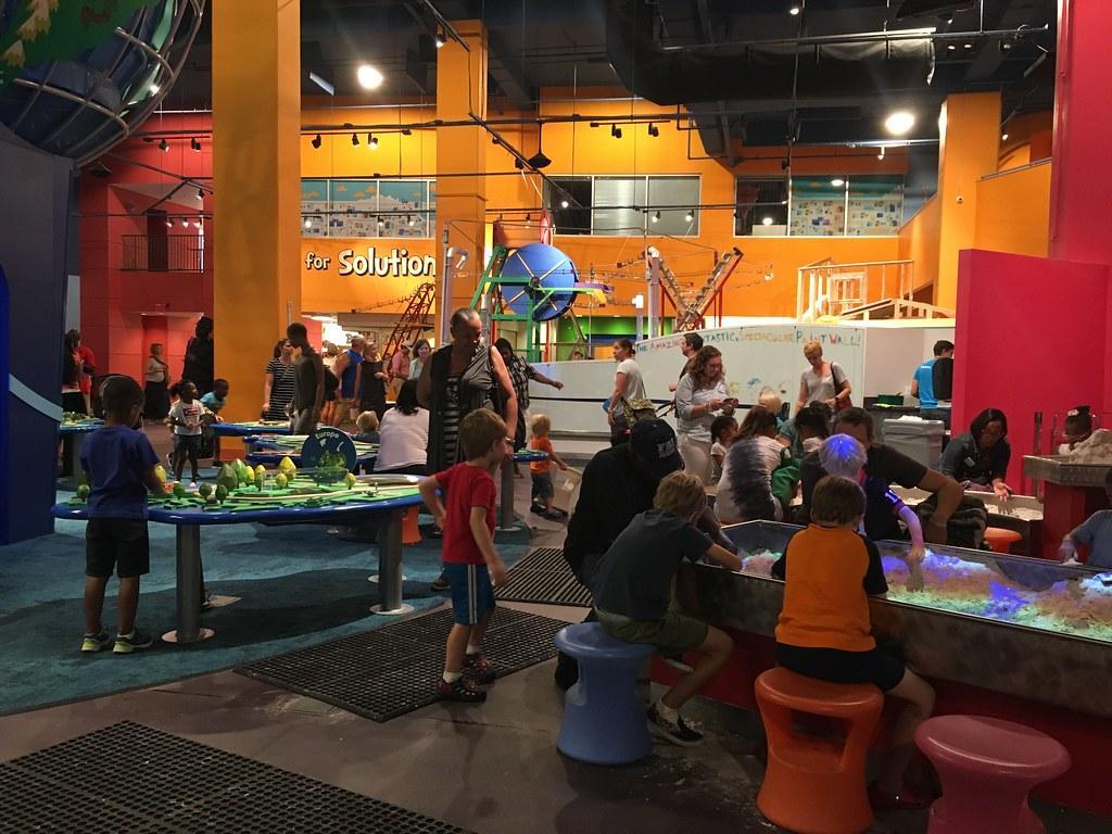 CMA-1 | Children's Museum of Atlanta at #FamilyWeekendAtlant… | Flickr