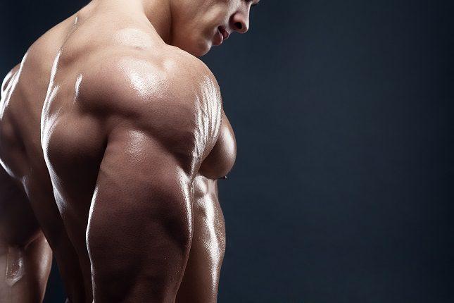 Recuerda que los músculos necesitan su tiempo para poder crecer