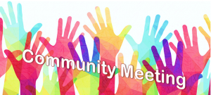 Image result for images for community meeting