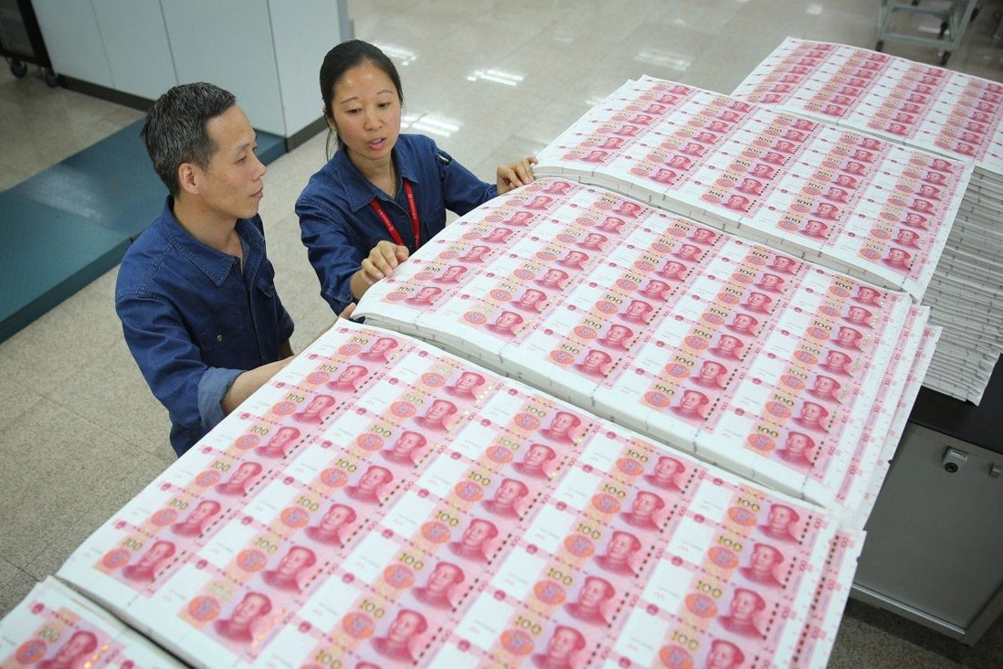 Russia's Finance Ministry says the yuan accounts for 30.4 per cent of the National Wellbeing Fund's holdings. Photo: AFP