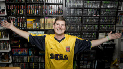 World's largest video game collection for sale