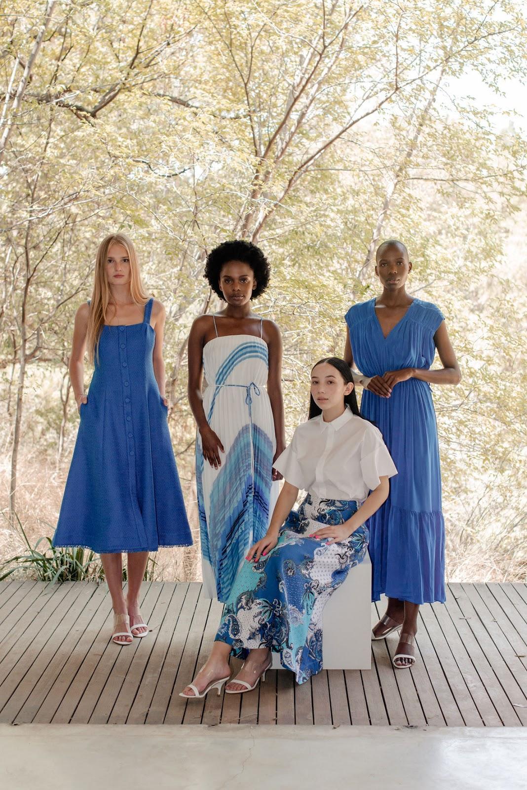 Eco-fashion country-road summer BLQ