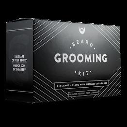 Bergamot + Ylang Beard Grooming Kit