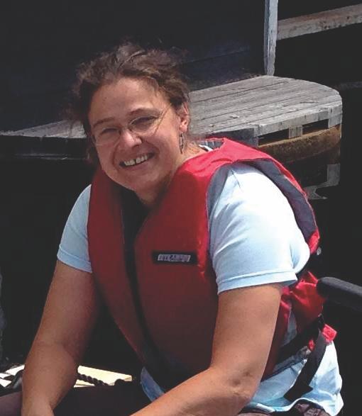 Katrin Monecke, Associate Professor