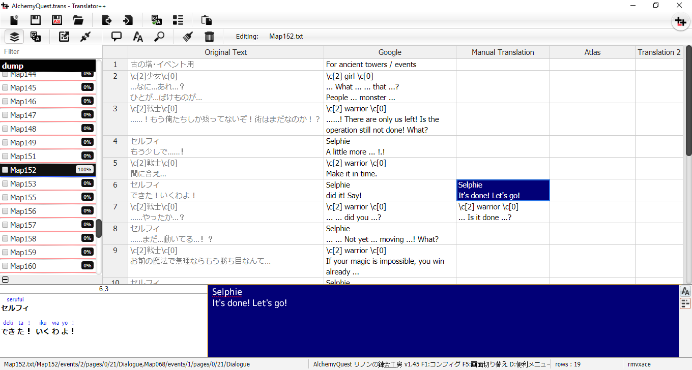 Translator++ - Game Translation Tool | RPG Maker Forums