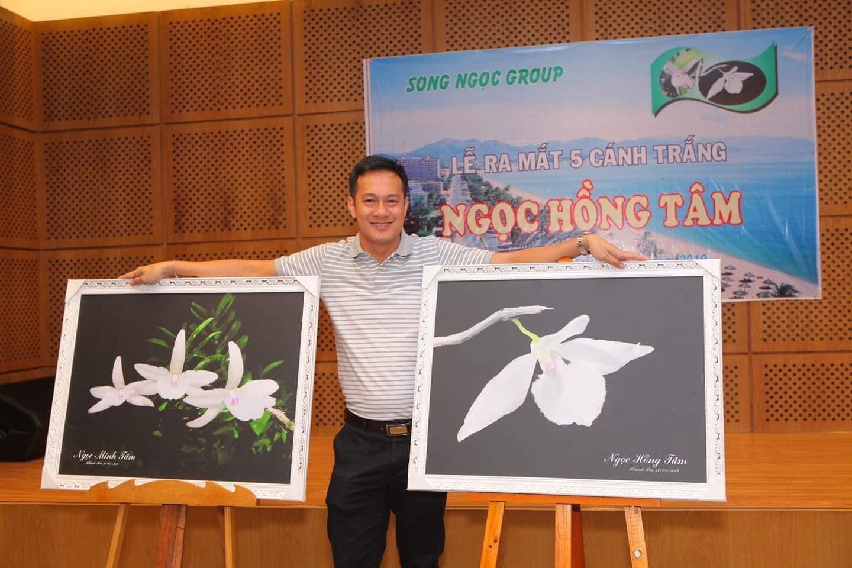 Đam mê sưu tầm lan var của giám đốc tài năng Nguyễn Nam Tuấn - Ảnh 1