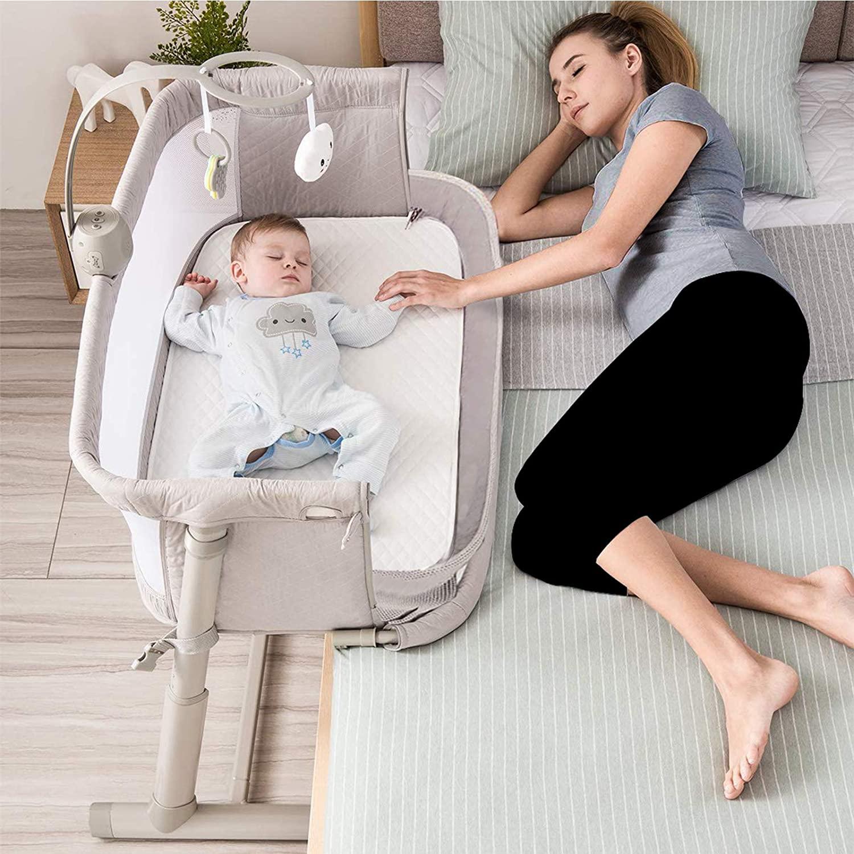 Kidsclub Baby Bedside Sleeper