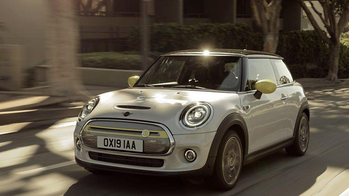 Image result for all electric mini cooper in pipeline