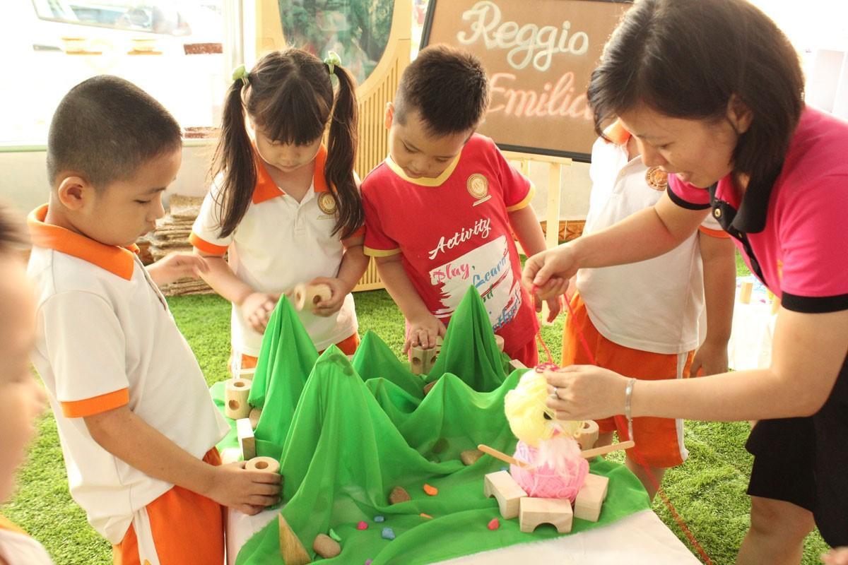 Giá trị cốt lõi của Reggio Emilia