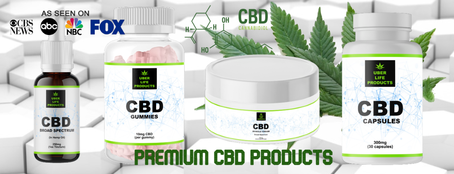 Premium CBD Supplies by Uber Life Products | Pay-Per-Post Collab Opps