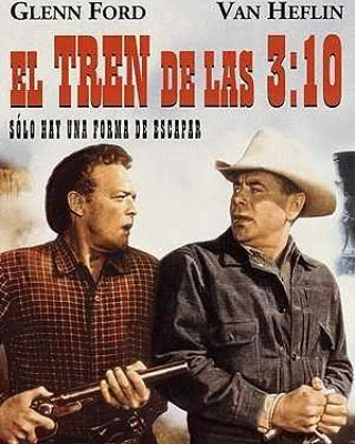 El tren de las tres y diez (1957, Delmer Daves)