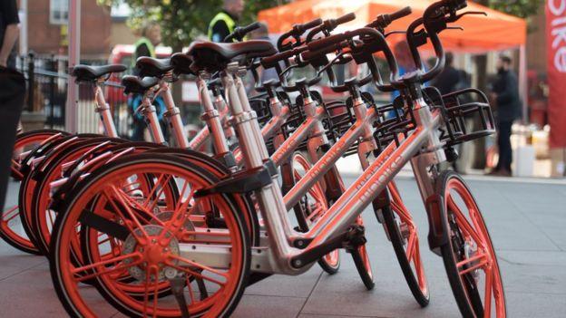 Велосипеди, що не вимагають паркування, обходяться значно дешевше