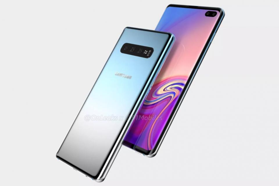 Sforum - Trang thông tin công nghệ mới nhất Samsung-Galaxy-S10-1-960x640 Chi tiết về series Galaxy S10: Kích thước màn hình, dung lượng pin, các tùy chọn màu sắc