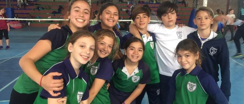 Torneo Intercolegial - Deportes en Pinamar