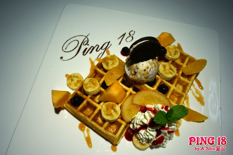 Ping 18 Bistro 新日法輕食37