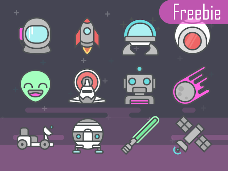 space_icons_dribbble