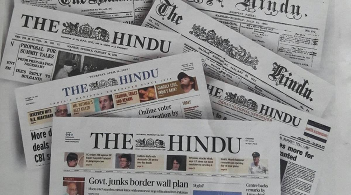 Did you know The Hindu started as a weekly 140 years back ...