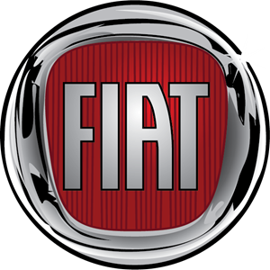 Android Auto Compatible car featuring Fiat logo