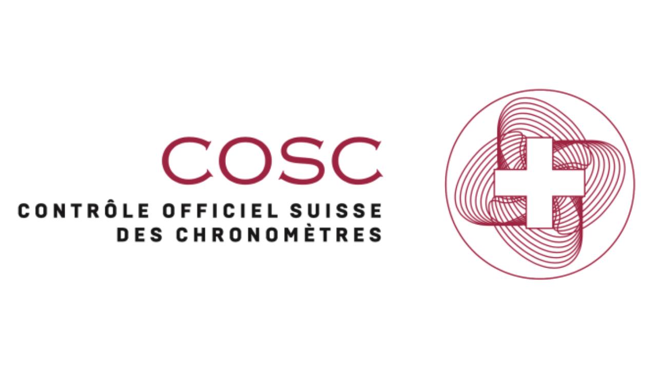 Logo of the COSC (Contrôle Officiel Suisse des Chronomètres)