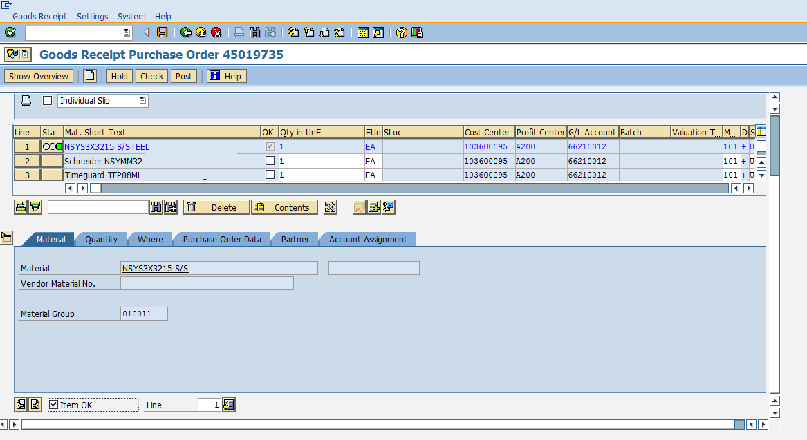 LEARN SAP MM: Inventory Management