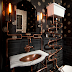 Steampunk Style Room
