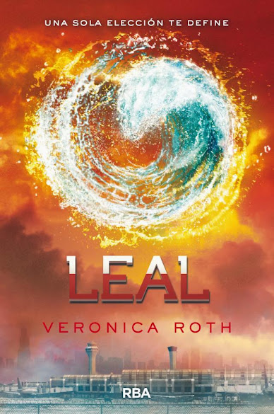 Leal Veronica Roth Divergente reseña opinion
