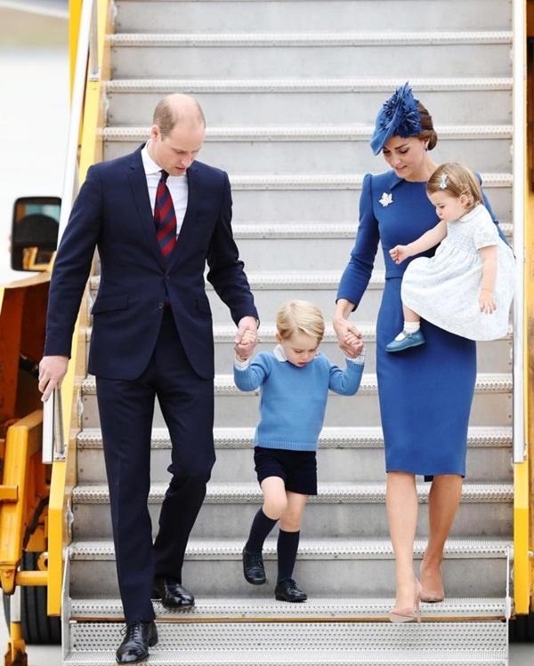 Dlaczego Brytyjska księżniczka Kate regularnie kupuje dla swoich dzieci ubrania dziecięce od tanich