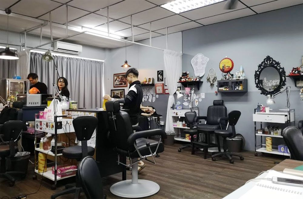 Tattoo Parlours in KL