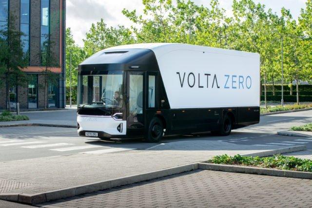 Crédit : Volta Trucks