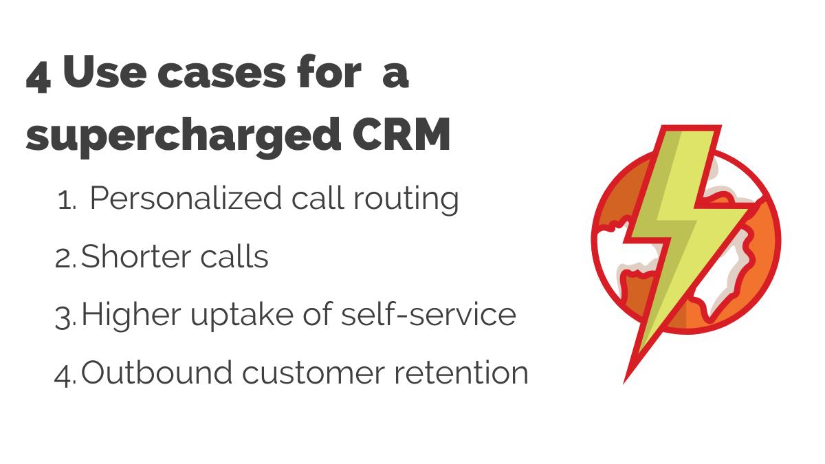call center CRM