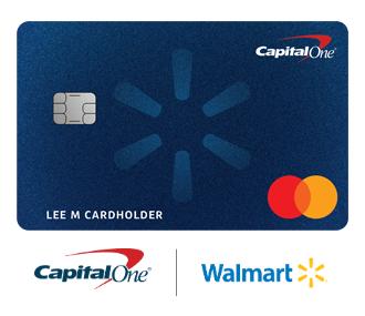 Capital One® Walmart Rewards™ Mastercard