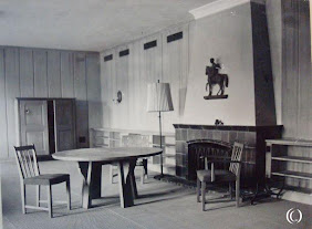The main room of the fuhrer bunker