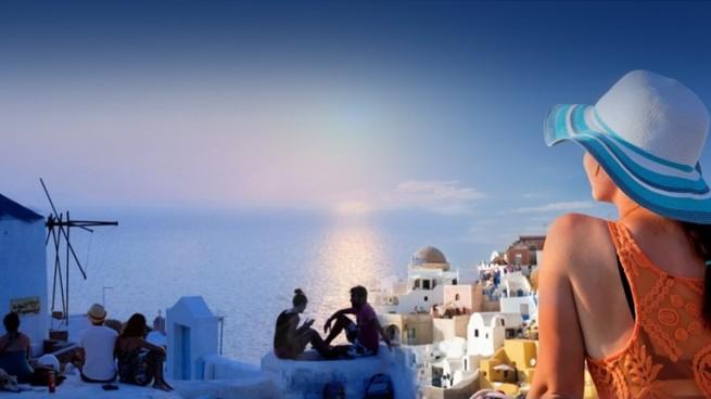 Первые цифры: туристический сезон в Греции открыт