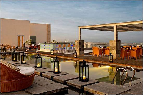 Rooftop Restaurants In Pune Addah