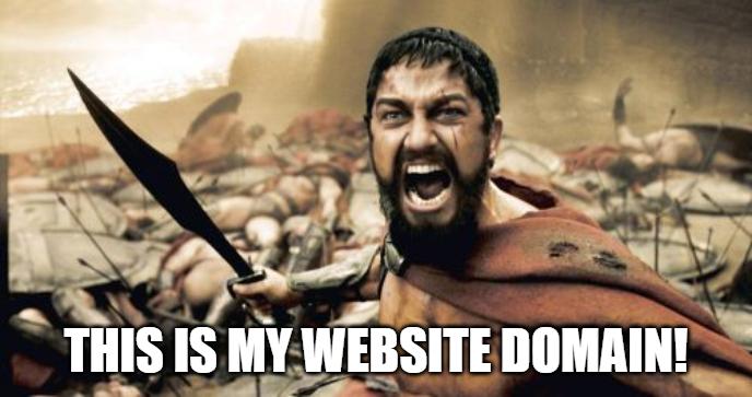 movie 300 meme, this is my website domain