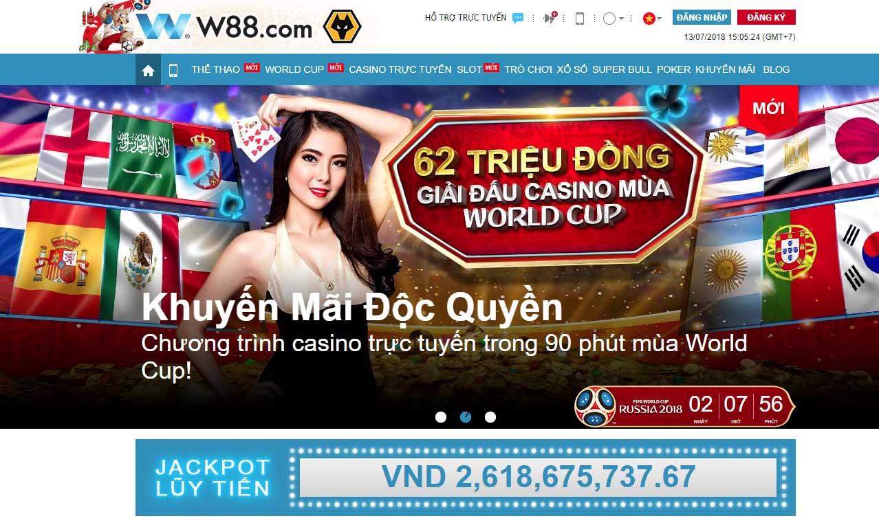 Cập nhập link vào w88 mới nhất-W88 nhà cái thể thao 1