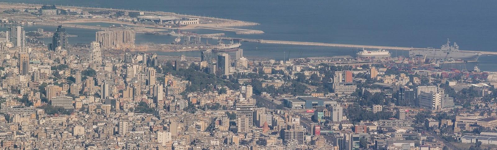 urgence - Beyrouth